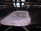 Dallas Stars Seat View for American Airlines Center Section 225