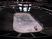 Dallas Stars Seat View for American Airlines Center Section 302
