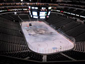 Dallas Stars Seat View for American Airlines Center Section 303