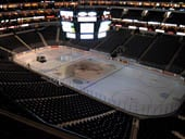 Dallas Stars Seat View for American Airlines Center Section 306