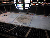 Hockey 308 seat view