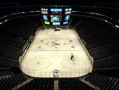 Dallas Stars Seat View for American Airlines Center Section 318