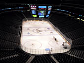 Dallas Stars Seat View for American Airlines Center Section 319