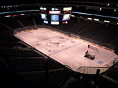 Dallas Stars Seat View for American Airlines Center Section 322
