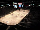 Dallas Stars Seat View for American Airlines Center Section 332