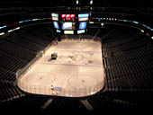 Dallas Stars Seat View for American Airlines Center Section 334
