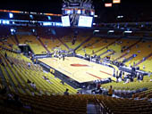 Seat View for AmericanAirlines Arena Section 115