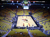 Seat View for AmericanAirlines Arena Section 301