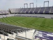 Seat View for Amon Carter Stadium Section 204