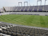 Seat View for Amon Carter Stadium Section 205