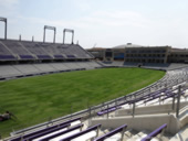Seat View for Amon Carter Stadium Section 214