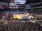 Seat View for Amway Center Section 111