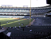 Seat View for Angel Stadium Section 201
