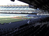 Seat View for Angel Stadium Section 205