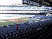 Seat View for Angel Stadium Section 207