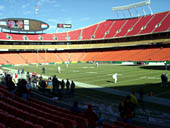 Seat View for Arrowhead Stadium Section 113