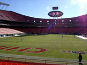 Seat View for Arrowhead Stadium Section 126