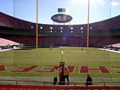Seat View for Arrowhead Stadium Section 127