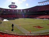 Seat View for Arrowhead Stadium Section 130