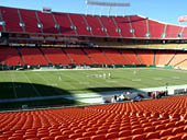 Seat View for Arrowhead Stadium Section 203