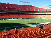 Seat View for Arrowhead Stadium Section 205