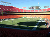 Seat View for Arrowhead Stadium Section 209