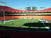 Seat View for Arrowhead Stadium Section 210
