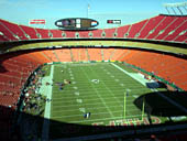 Seat View for Arrowhead Stadium Section 313