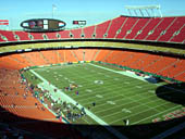 Seat View for Arrowhead Stadium Section 316
