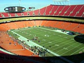 Seat View for Arrowhead Stadium Section 317