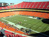 Seat View for Arrowhead Stadium Section 318