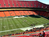 Seat View for Arrowhead Stadium Section 326