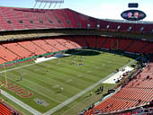 Seat View for Arrowhead Stadium Section 330