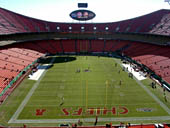 Seat View for Arrowhead Stadium Section 335