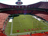 Seat View for Arrowhead Stadium Section 336