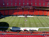 Seat View for Arrowhead Stadium Section 346