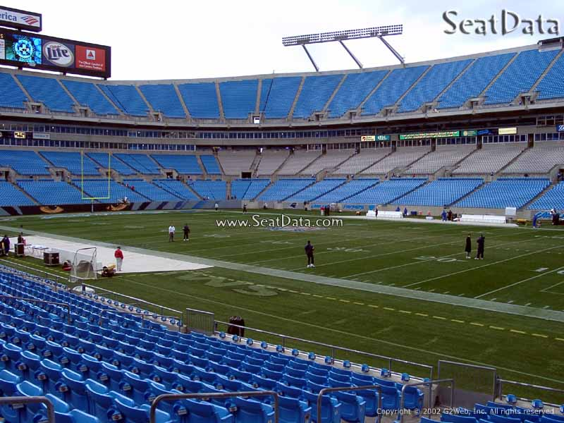 funding renovations for the bank of america stadium in north carolina