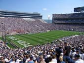 Seat View for Beaver Stadium Section NA