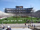 Seat View for Beaver Stadium Section NG