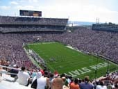Seat View for Beaver Stadium Section NKU