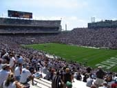 Seat View for Beaver Stadium Section NL
