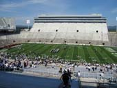 Seat View for Beaver Stadium Section WDU