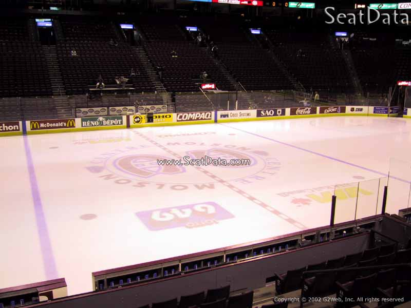 Bell Centre Section 102 Montreal Canadiens Rateyourseats Com