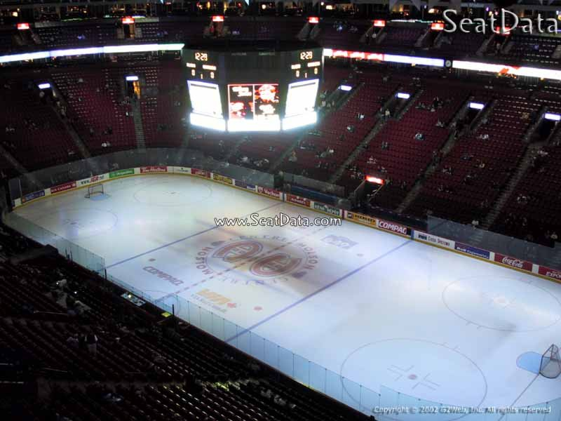 Bell Centre Section 315 View