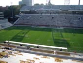 Seat View for Bobby Dodd Stadium Section 224