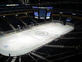 Nashville Predators Seat View for Bridgestone Arena Section 307
