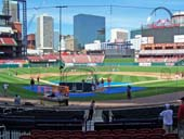 Seat View for Busch Stadium Section 149