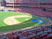 Seat View for Busch Stadium Section 259