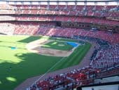 Seat View for Busch Stadium Section 368
