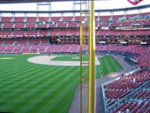 Seat View for Busch Stadium Section LP2